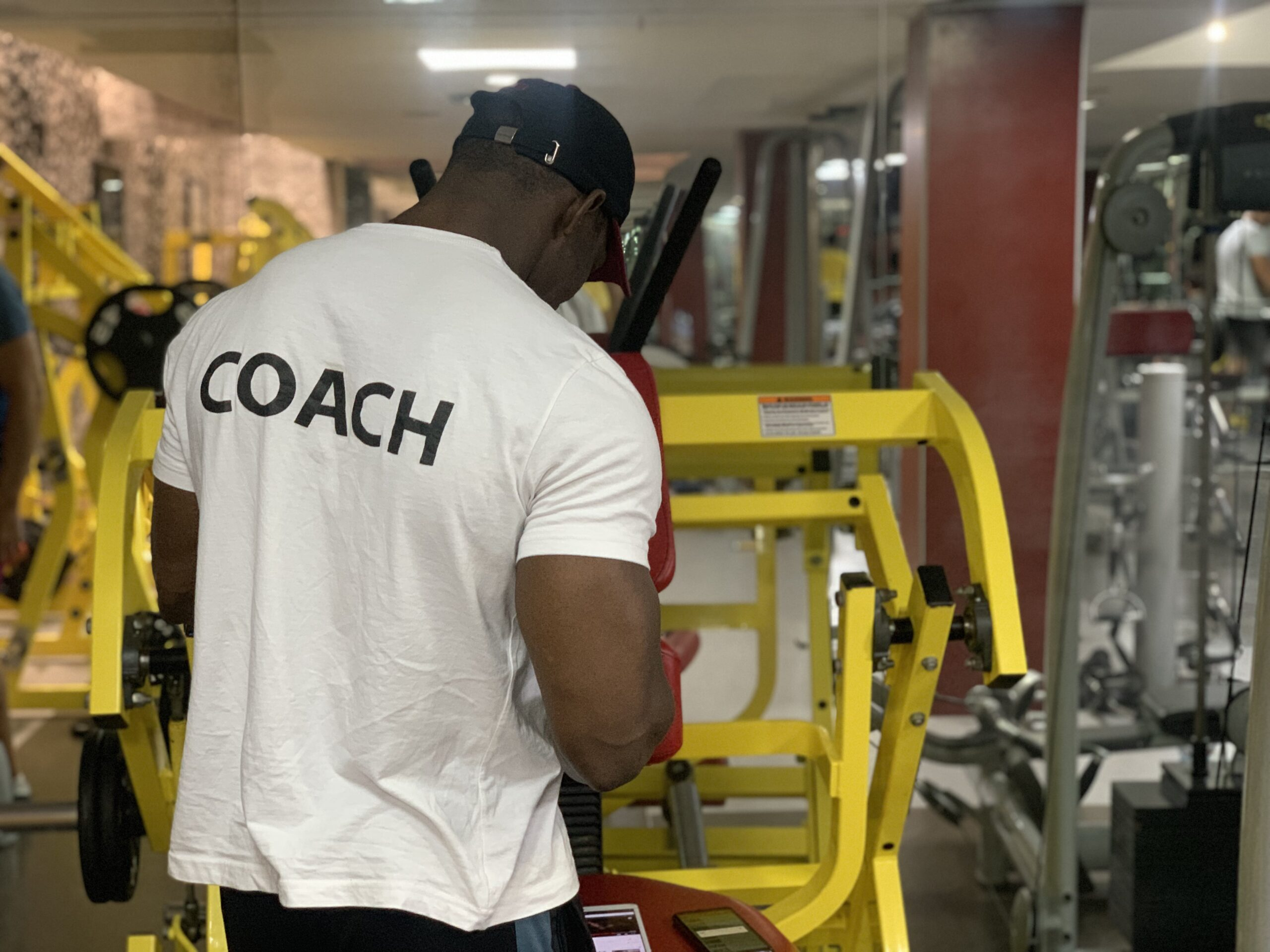 This is an image of Online fitness coach not learning how to coach scaled