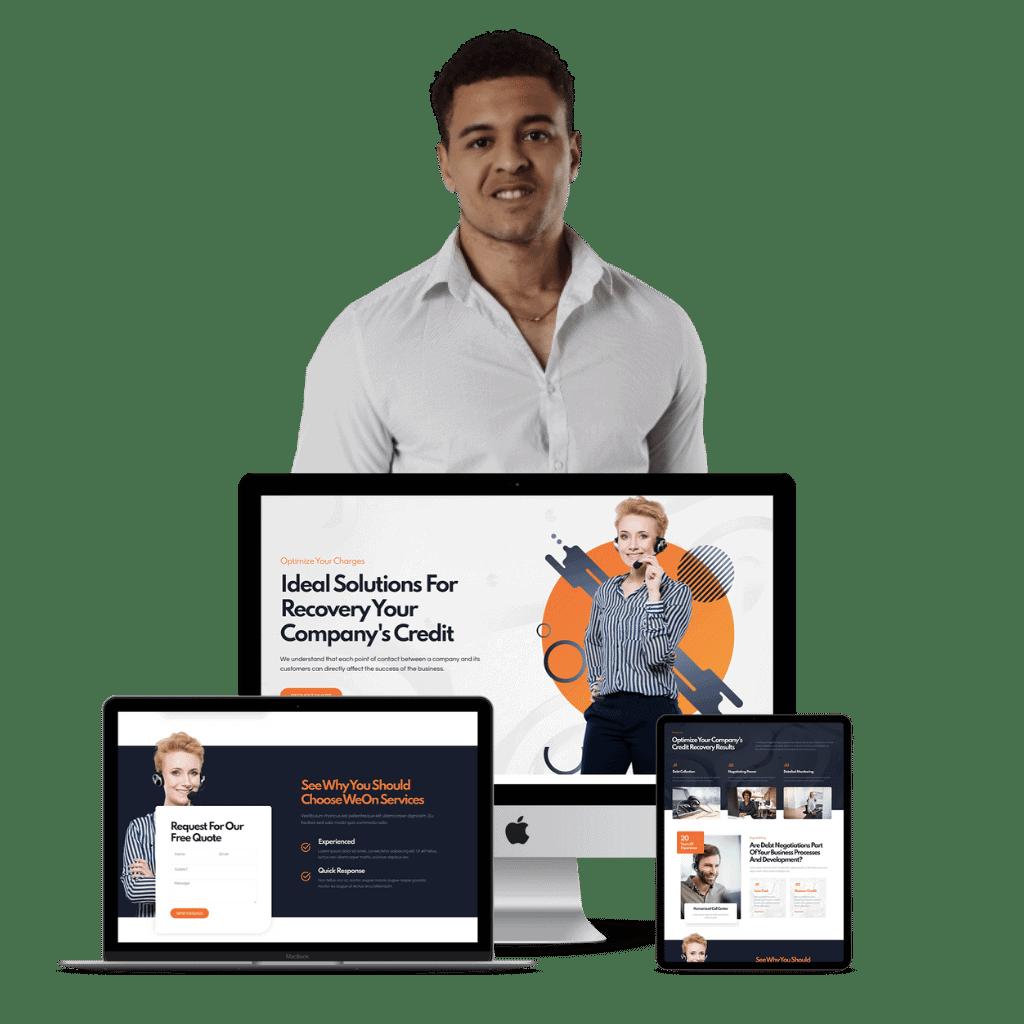 Web design Bonaire image