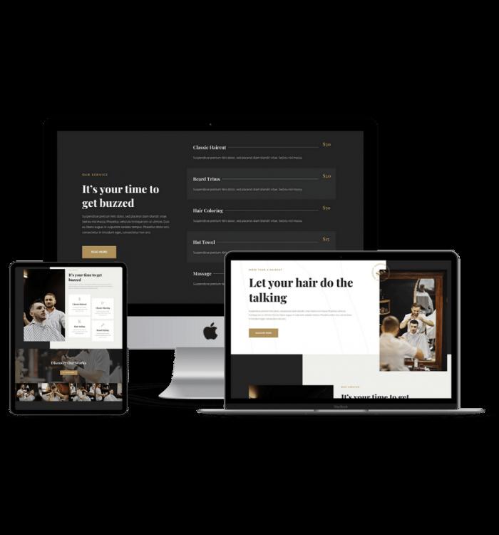 Web design curacao image