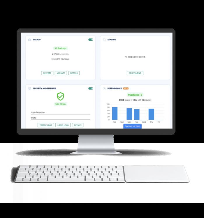 Image of web design Sint Maarten